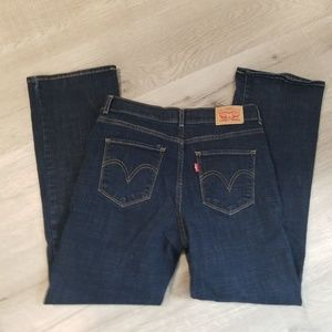 - Levi's Classic Boot 28 jeans